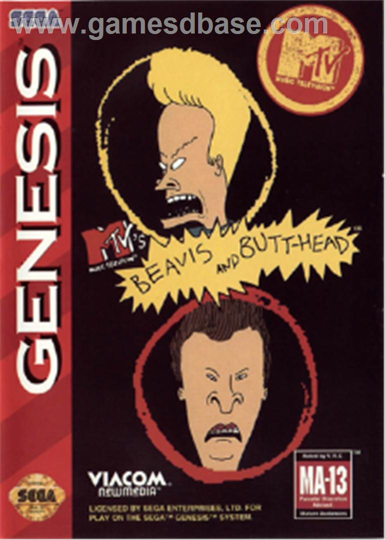 Beavis and butthead sega walkthrough